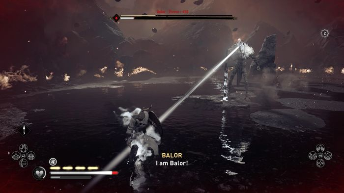 Assassins Creed Druids Balor Boss Fight