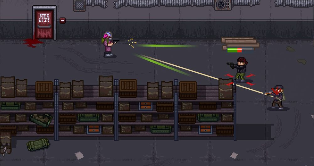 Mini DayZ 2 Is the Classic (2D) Game in Your Pocket and It's out Now