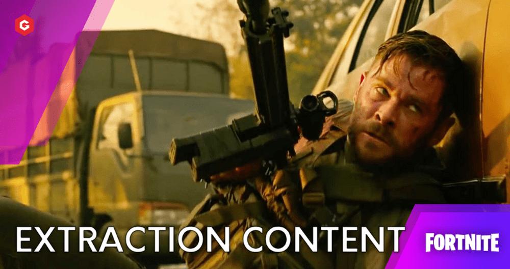Fortnite Chapter 2 Season 3: Is Chris Hemsworth's Tyler Rake arriving in Epic's battle royale?
