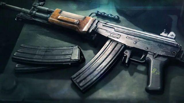 Grav Black Ops Cold War Loadout