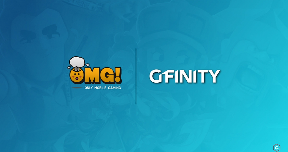 Gfinity launches Only Mobile Gaming (OMG!)