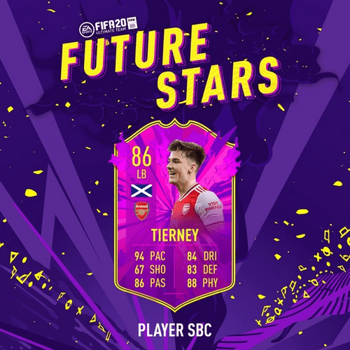 future stars tierney sbc