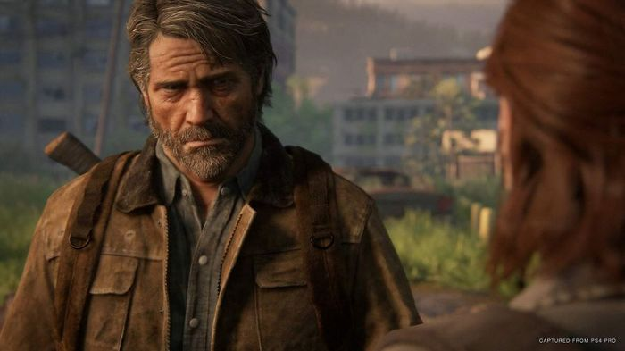 Will Joel discuss the previous game's ending with Ellie?