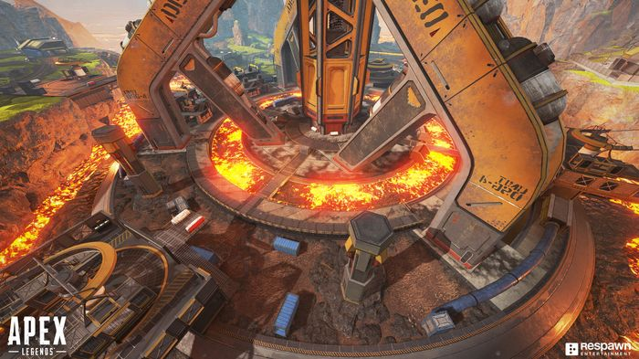 Apex Legends Thermal Station POI