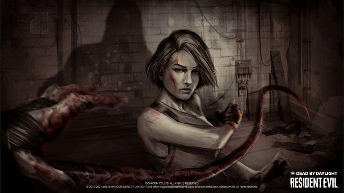Jill Valentine Dead By Daylight Lore Image