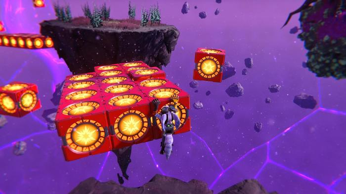 Ratchet and Clank Rift Apart Review Platforming