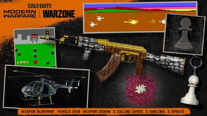 PawnTakesPawn Rewards Modern Warfare Warzone