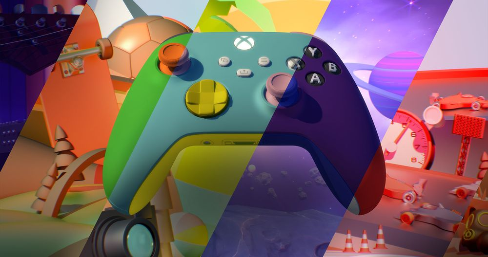 Xbox Design Lab Returns For Creating Your Own Xbox Series Controllers
