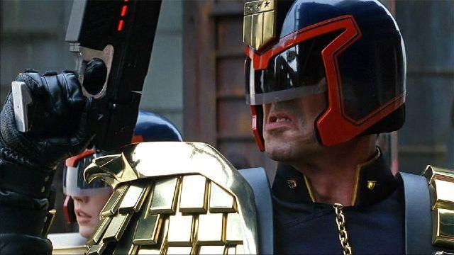 Judge Dredd Warzone Operator