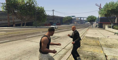GTA Online: How To Increase Your Strength Stat