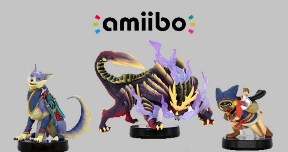 Monster Hunter Rise amiibo: MH Rise amiibo and What They Get You