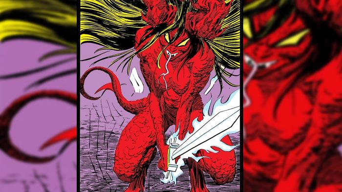 The Demon form might see some use in a Marvel Future Revolution Magik build.