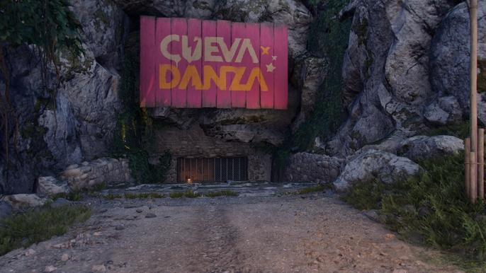 Danza Cave, a treasure hunt location in Far Cry 6 that requires you to locate a USB stick.