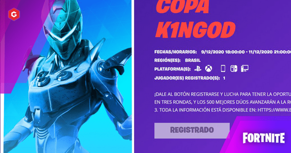 K1ng0d Duos Cup: Dates, Format, Prize Pool and More