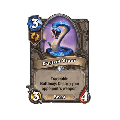 Hearthstone United in Stormwind Expansion set