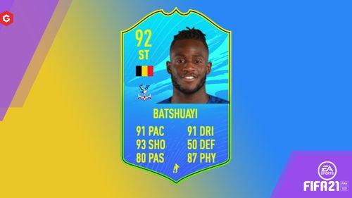 FIFA 21 Festival of FUTball: Michy Batshuayi Belgium Nation Player SBC Cheapest Solution