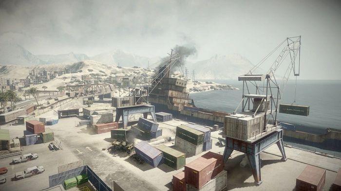 Battlefield 6 Arica Harbor