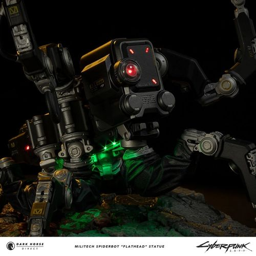 Spiderbot from Cyberpunk 2077 for sale. This is one of the pics