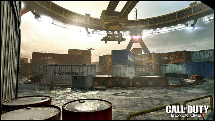Cargo Black Ops Cold War