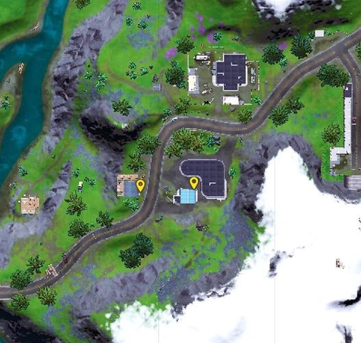 Here's where you find the final two books on explosions in Fortnite.
