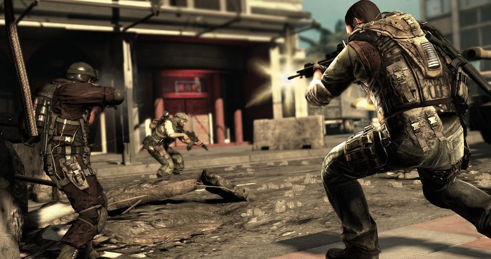 Days Gone Creative Director Would Love To Make A New SOCOM Game