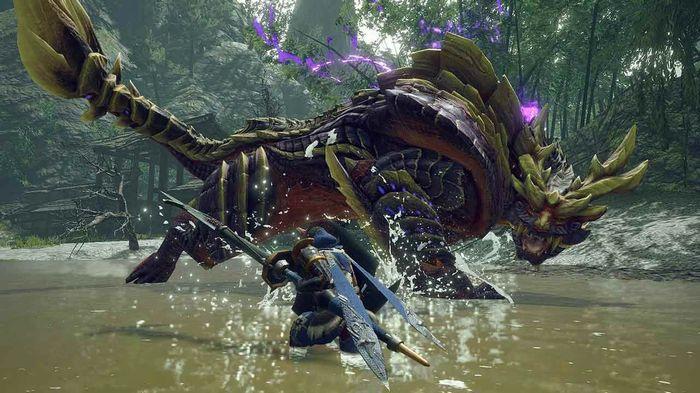 Monster Hunter Rise Magnamalo boss fight weaknesses strategy