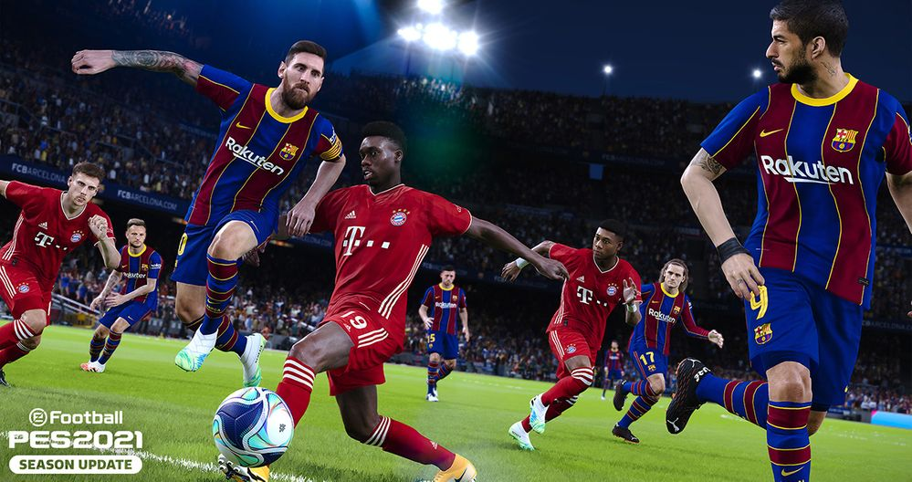 PES 2021 Data Pack 5: Release Date, Contents, and Everything We Know