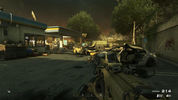 Modern Warfare 2 Remastered Wolverines Walkthrough