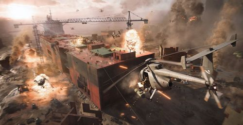 Where Are The Battlefield 2042 Maps In Real Life?