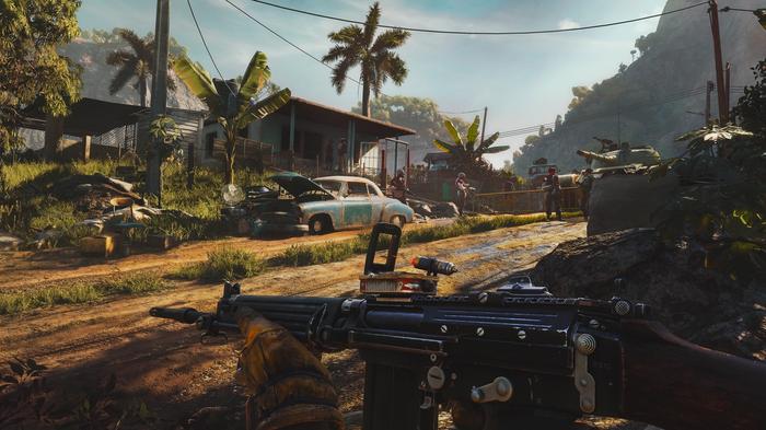 Far Cry 6 Ambush