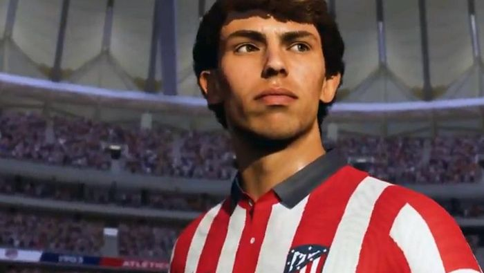 Atletico Madrid playmaker Joao Felix is getting the Star Head treatment