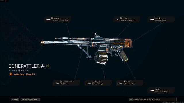 Bonerattler Warzone Blueprint