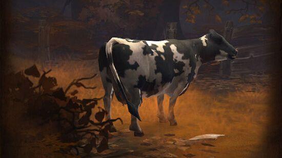 Diablo 3 Cow