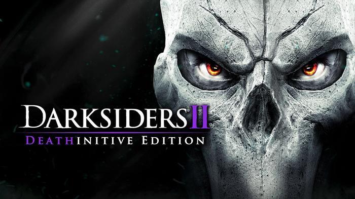 Darksiders 2 Deathinitive Edition Key Art