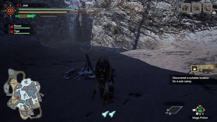 Monster Hunter Rise sub-camp locations