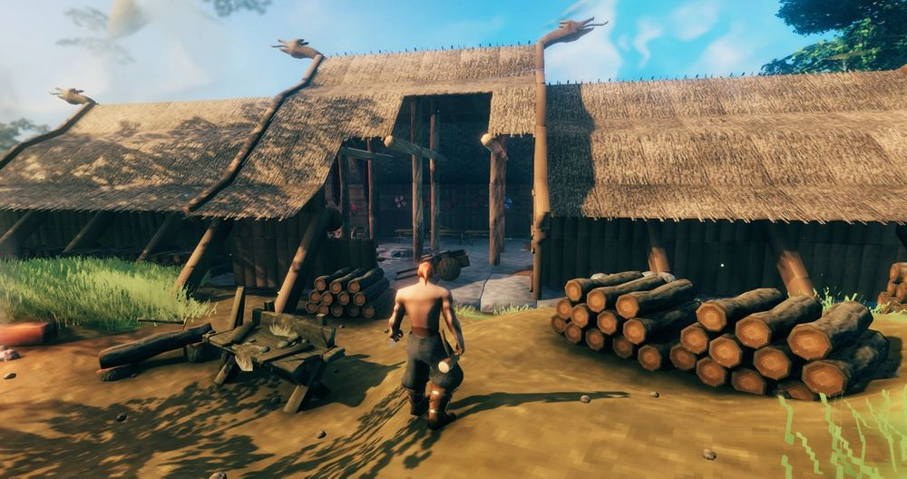 Everything We Know about Valheim Hearth and Home