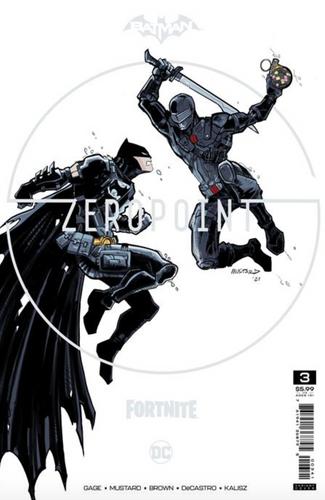 Batman/Fortnite: Zero Point issue #3