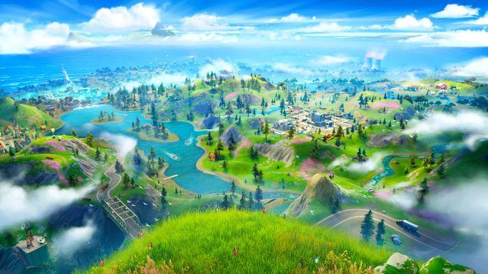 Fortnite Unreal Engine 5