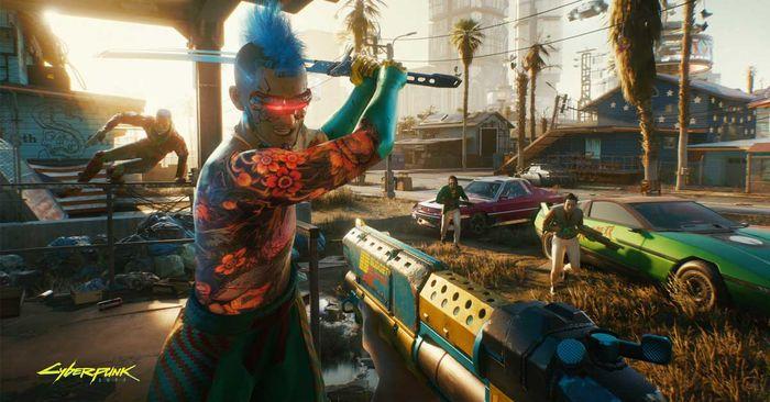 Cyberpunk 2077 official screenshot