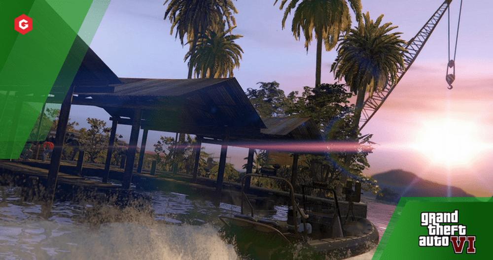GTA Online Update Teases GTA 6, Probably Rockstar Trolling Us