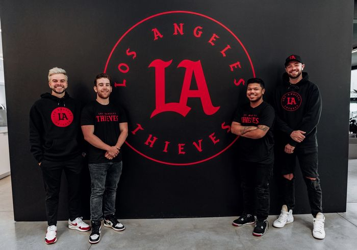 LA Thieves CDL 2021 Roster