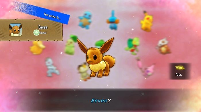 eevee pokemon mystery dungeon dx