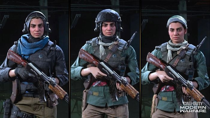 Modern Warfare Season 6 Operators