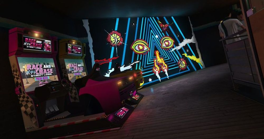 GTA Online: The Three Best Arcades