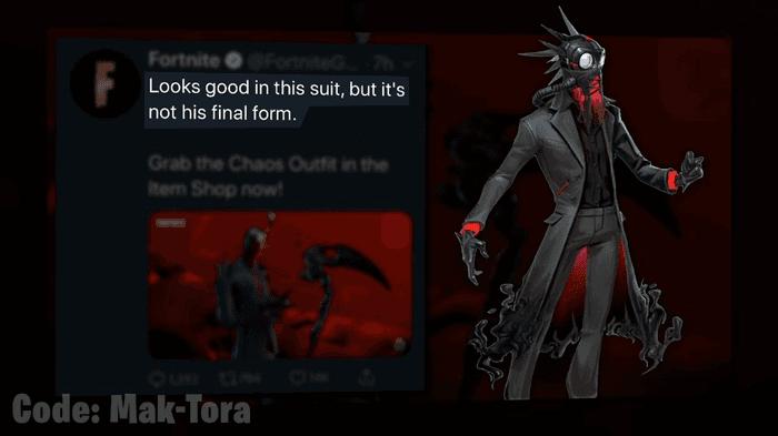 Fortnite Chaos Origins