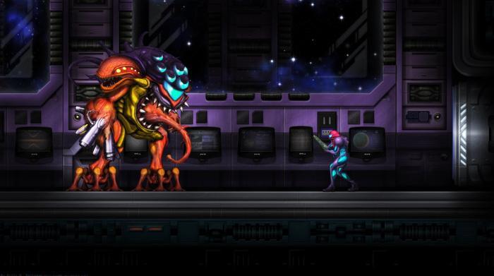 Metroid Fusion SA-X Mutation