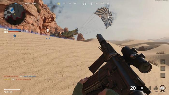 Hardpoint Multi Team Black Ops Cold War