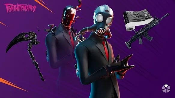 The Chaos Agent Fortnite skin raises more questions than it answers.