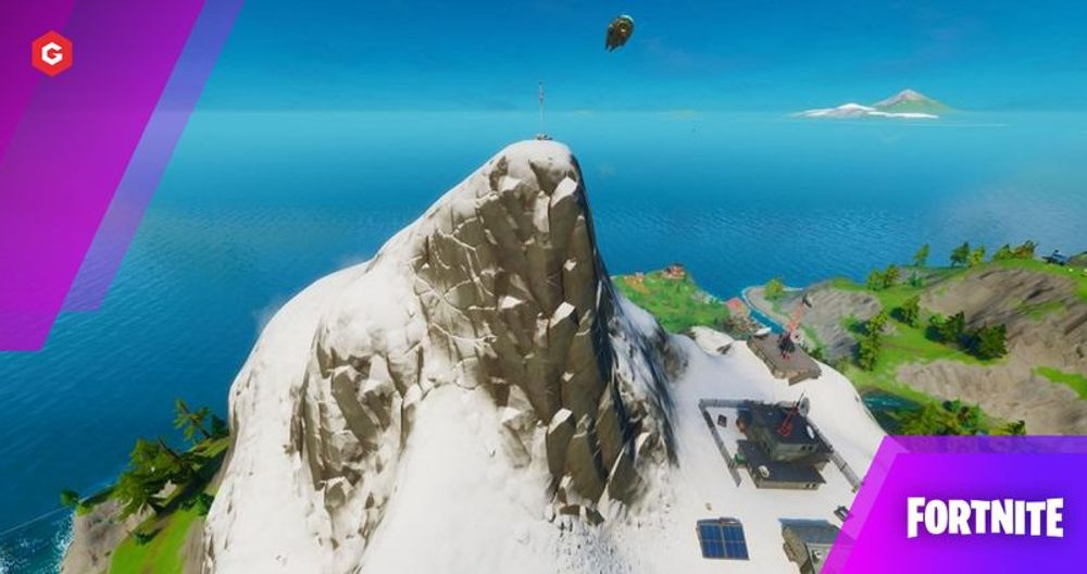 Visit Scenic Spot, Gorgeous Gorge and Mount Kay In Fortnite (Week 12 Season 5 Challenge)