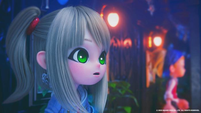 Balan's cutscenes are gorgeous